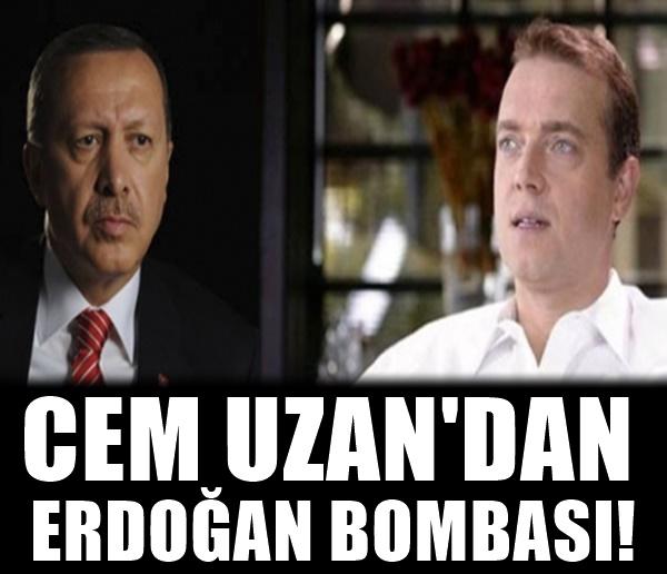 Erdoğan'ın ezeli rakibi Cem Uzan'ın son kararı şok etti! İşte duyurusu