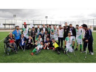 Ampute Futbolun Şampiyonu Osmanlıspor