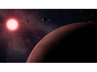 Nasa'nın Yeni Misyonu Güneş Sistemi'nin Ufuklarını Araştıracak