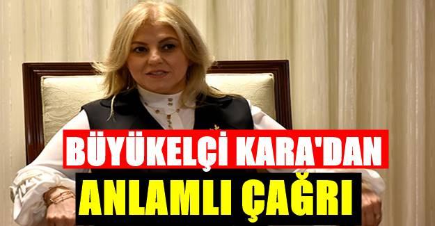 T.C Üsküp Büyükelçisi Tülin Erkal Kara'dan Engelliler için Anlamlı Girişim.