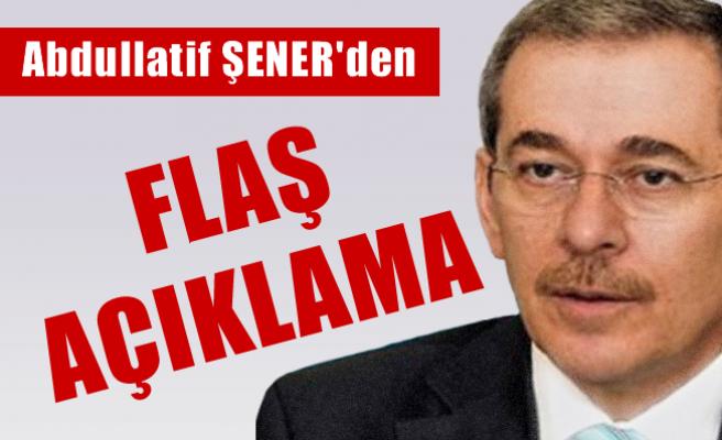 Erdoğan'ın adam yerine Koymadığı Şener ; Erdoğan'la ABD'ye giden İsimleri Açıkladı