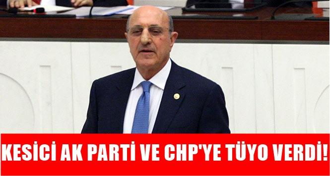 CHP'li İlhan Kesici'den ekonomi formülü: İlk iş...