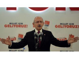 Chp Genel Başkanı Kılıçdaroğlu: Hiçbir Hükümet Yetkilisi Cevap Vermiyor