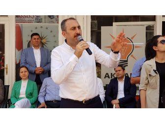 Adalet Bakanı Gül: Farklılıklarımız Bizim İçin Birer Zenginlik Aracı Olacak