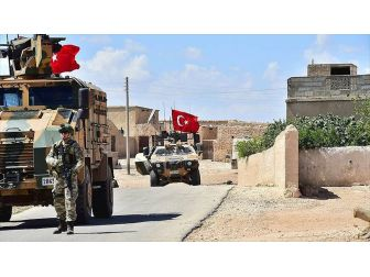 Münbiçliler Türkiye'nin Müdahalesini İstiyor