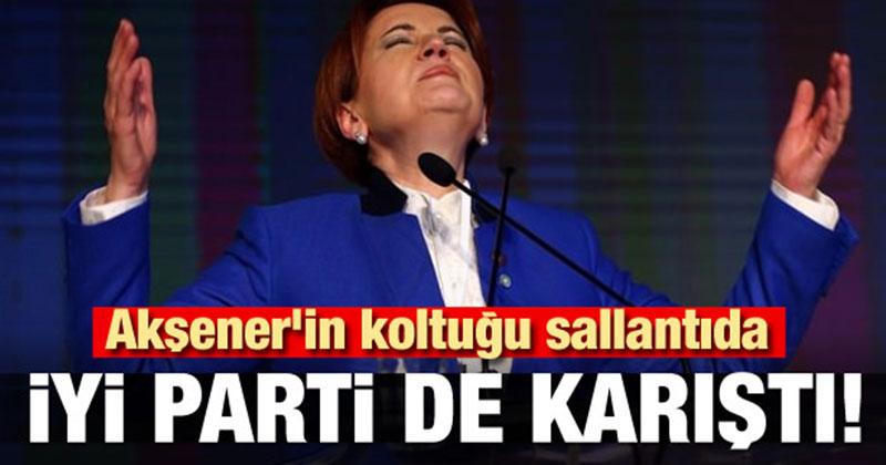 İYİ Parti'de büyük kriz!