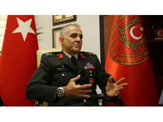 Kahraman Komutandan '15 Temmuz' Mesajı