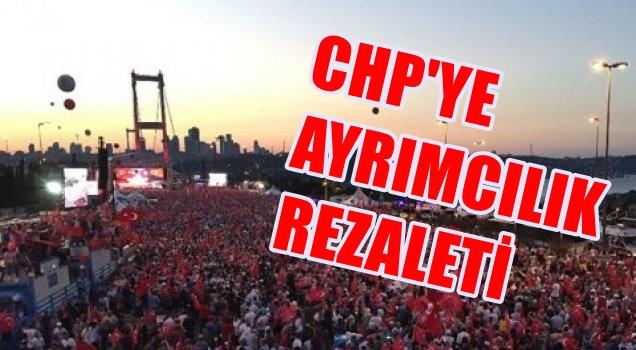 Soylu'nun talimatı yerine getirildi: CHP'ye yer verilmedi