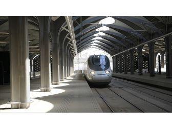 Harameyn Hızlı Tren Projesi Hacıların Ulaşımını Kolaylaştıracak