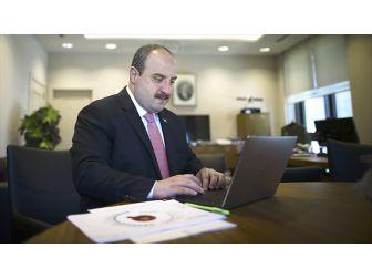 Sanayi Ve Teknoloji Bakanı Varank: Sanayi Üretimi Beklentileri Aştı