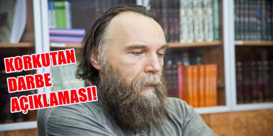 15 Temmuz'u önceden haber veren Dugin'den flaş darbe açıklaması!