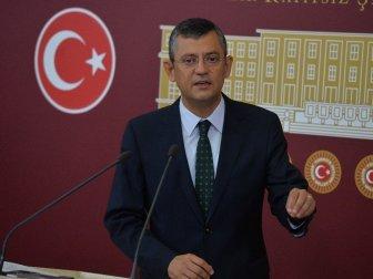 """CHP Grup Başkanvekili Özel: """"Bedellinin Meclis'ten Geçmesi Gerektiğini Düşünüyoruz''"""