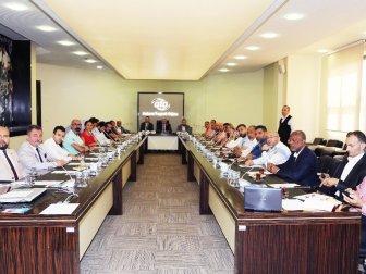 Ürdün, Tunus ve Libyalı İş Adamları ATO Üyeleriyle Buluştu