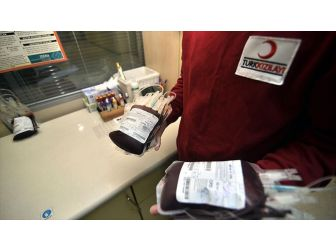 Kızılay'a Kan Bağışı 15 Temmuz'da İki Katına Çıktı