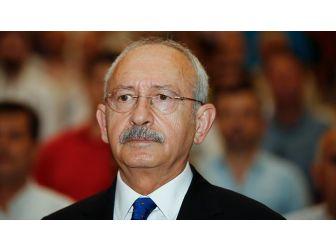 Chp Genel Başkanı Kılıçdaroğlu'nun Başdanışmanı İstifaetti