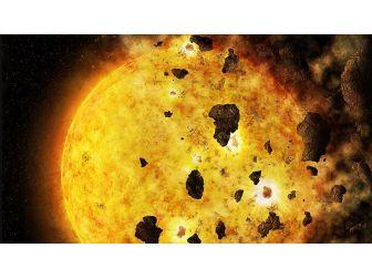 Bir Gezegenin Yıldız Tarafından Yutuluşu İlk Kez Kaydedildi