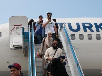 Kuveyt'ten Samsun Havalimanı'na İlk Uçuş Seferleri Bugün İtibariyle Başladı
