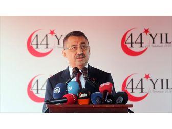 Cumhurbaşkanı Yardımcısı Oktay: Gayemiz Kktc'yi Doğu Akdeniz'in Çekim Merkezine Dönüştürmek