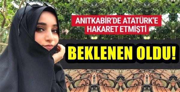 Atatürk'e hakaret eden Safiye İnci Hakkında flaş gelişme