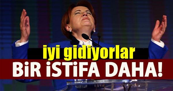 İYİ Parti'de deprem sürüyor!  Peş peşe yeni istifalar