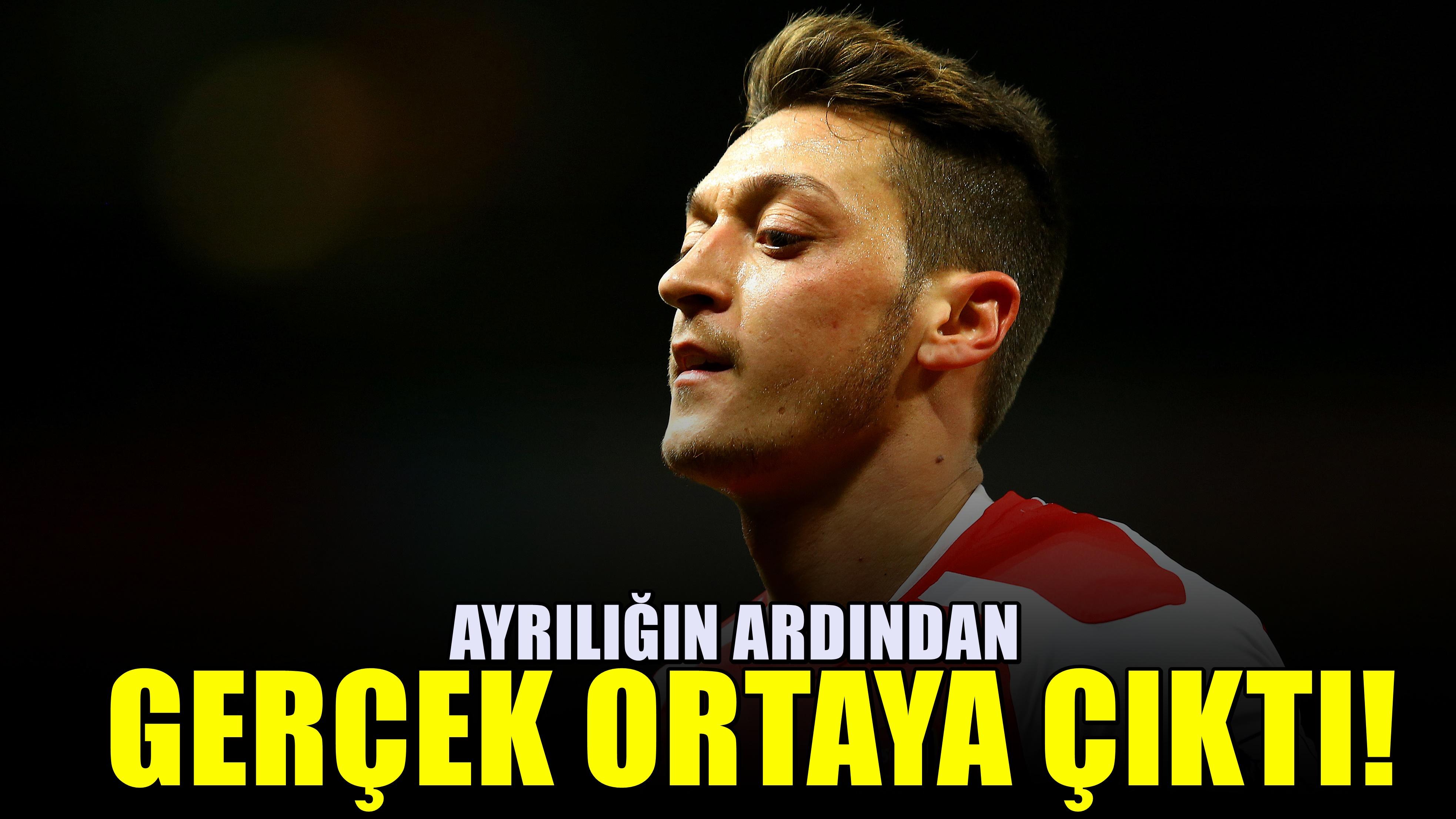 Almanya Milli takımında deprem! Mesut Özil neden bıraktı?