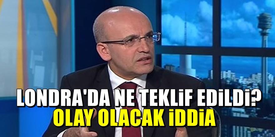 Mehmet Şimşek'e çok konuşulacak TEKLİF