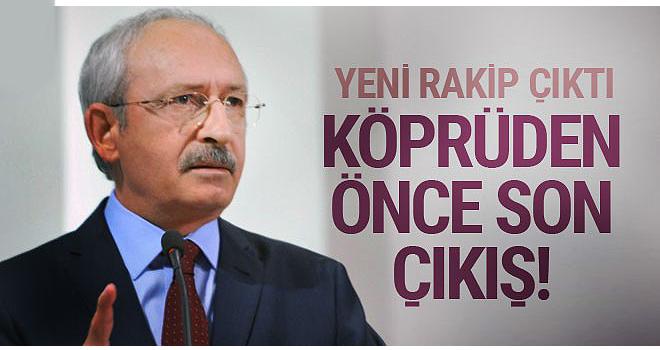 'CHP'den sürpriz aday!' dedi; Kemal'in işi bu kez çok zor