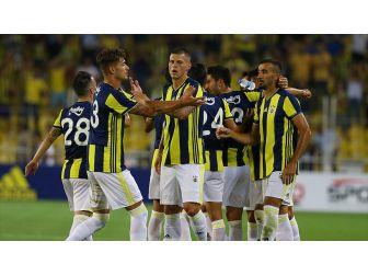 Fenerbahçe'nin Uefa Şampiyonlar Ligi'ndeki Rakibi Belli Oldu