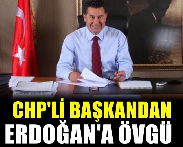 Sabah Gazetesi aracılığıyla CHP'li Başkandan Erdoğan'a olay mesajlar
