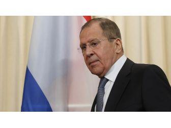 Rusya Dışişleri Bakanı Lavrov İsrail'e Geliyor
