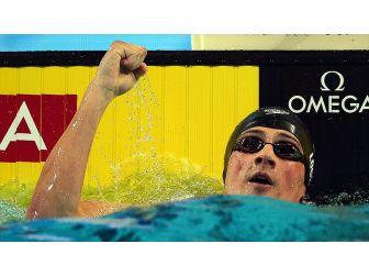Olimpiyat Ve Dünya Şampiyonu Yüzücüye 14 Ay Ceza