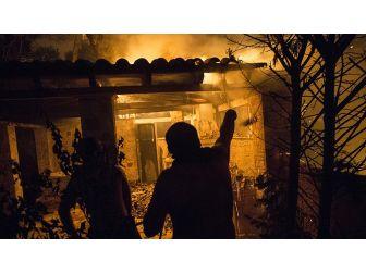 Yunanistan'daki Orman Yangınlarında En Az 49 Kişi Öldü