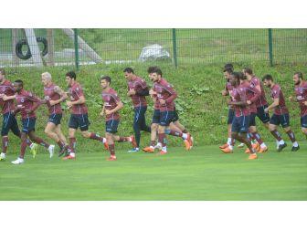 Trabzonspor'un Slovenya Kampı Sona Erdi