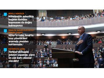 Cumhurbaşkanı Erdoğan: Milletimizin Askerlikle Bağının Kopmasını Doğru Bulmuyoruz