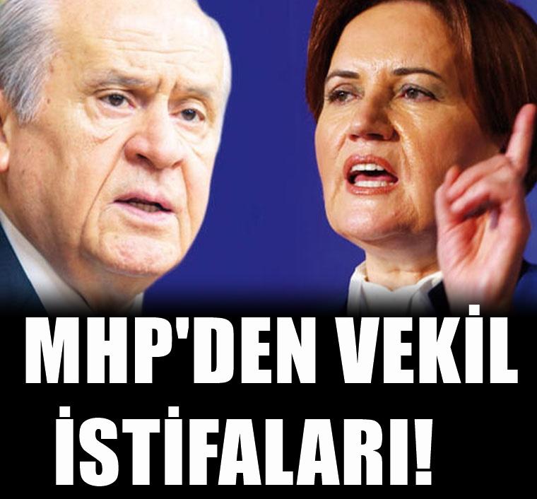 Ankara'da taşlar yerinden oynayacak! İyi Parti'ye 13 vekilden geçiş iddiası