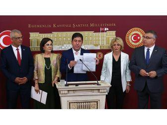 Chp Bilecik Milletvekili Tüzün: Yeter Sayıda İmza An İtibarıyla Toplanmıştır