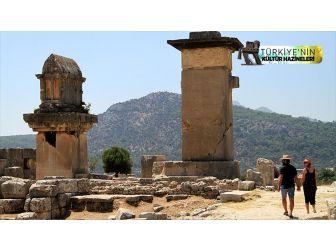 Düşmana Teslim Olmayı Asla Düşünmeyenlerin Şehri: Xanthos