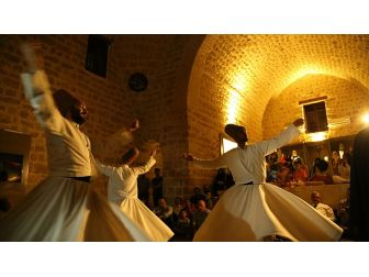 Antalya Mevlevihanesi'nde 90 Yıl Sonra İlk Sema