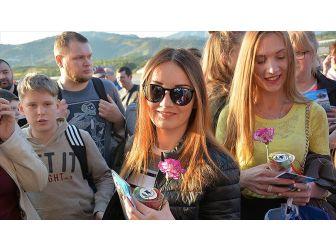 Türkiye'ye İlk 6 Ayda En Çok Ruslar Geldi