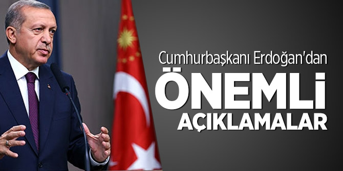 Cumhurbaşkanı Erdoğan'dan piyasaları rahatlatan mesaj! Karar verildi