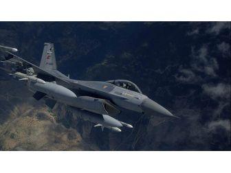 Tsk'dan Irak'ın Kuzeyine Hava Harekatı: 5 Terörist Etkisiz Hale Getirildi