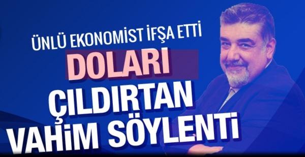 Ekonomist Atilla Yeşilada'nın FETÖ'den beter dediği doları çıldırtan vahim söylenti