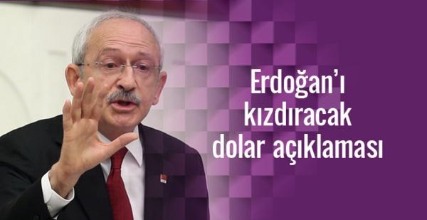 CHP liderinden tartışma yaratacak Dolar yorumu