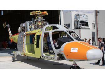 Türkiye'nin Özgün Helikopteri Uçuşa Gün Sayıyor