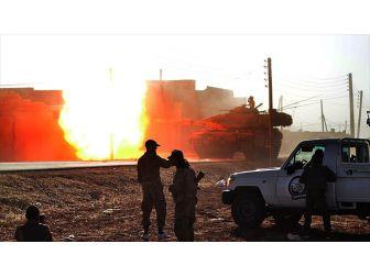 'Fırat Kalkanı' Teröristlerin Planlarını Altüst Etti