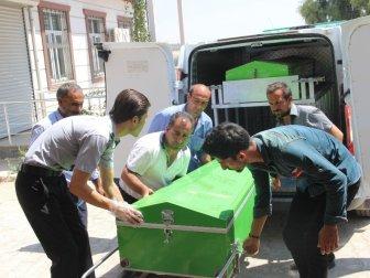 Şanlıurfa'da Sulama Kanalına Düşen Çocuk Boğuldu (Nezif Aslan)