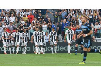 Juventus, Lazio'yu İki Golle Geçti