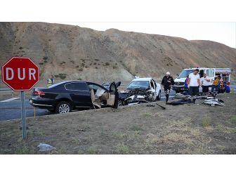 Trafikte 'Hız' Hayatlara Mal Oldu
