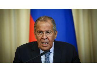 Rusya Dışişleri Bakanı Lavrov: 'Türkiye'nin Endişelerini Anlıyoruz'