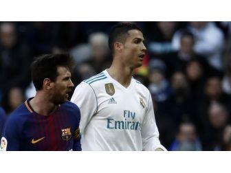Transfer Dönemi İle La Liga'da Da Ronaldo-messi Rekabeti Bitti